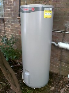 Hot water installation Beecroft